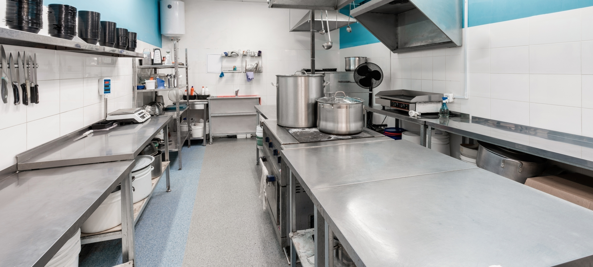 Küchen-Gastronomie – schnell und effektiv